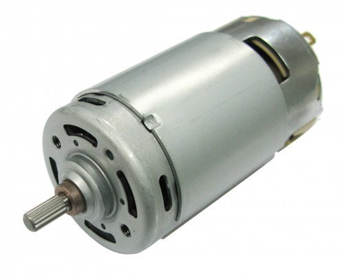 high speed DC motor