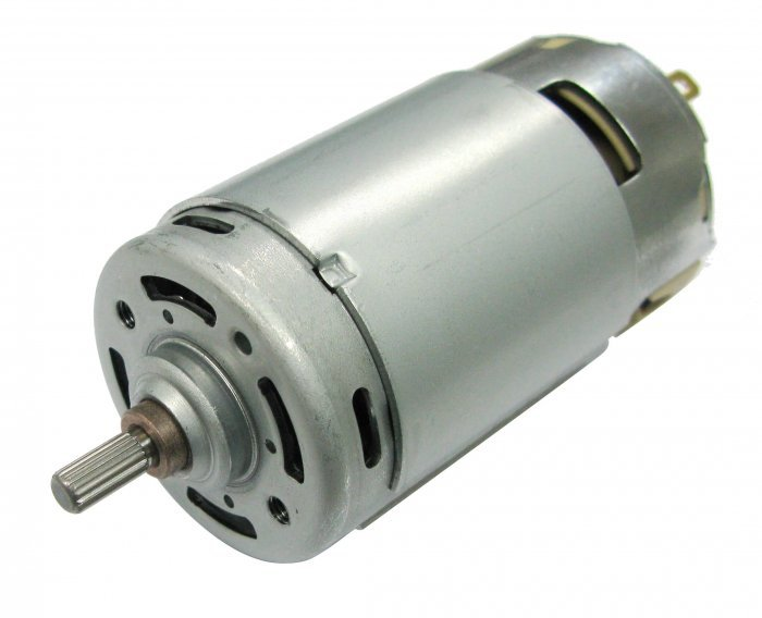 high speed DC motor